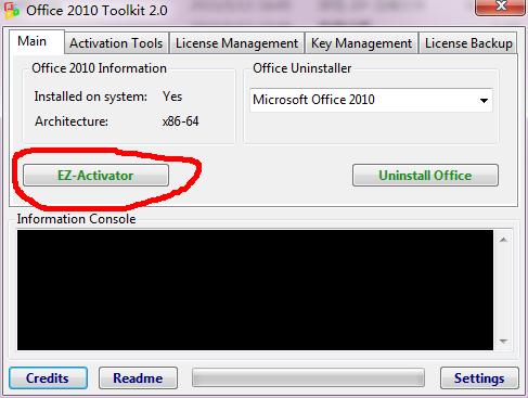 Office2010注册机